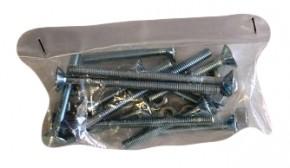 Schrauben für Rollschuhmontage    M4